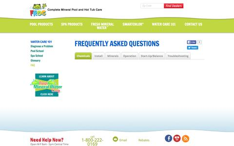 Screenshot of FAQ Page joomla-ace.com - FAQ - King Technology - captured June 25, 2016
