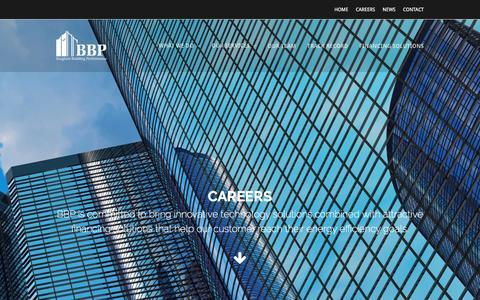Screenshot of Jobs Page bbp.sg - Careers – Barghest Building Performance - captured Nov. 22, 2016