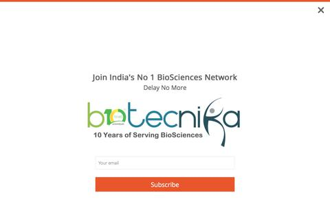 Screenshot of Jobs Page biotecnika.org - Biotech Jobs for Fresher's | Microbiology Jobs for Fresher's – BioTecNika - captured Aug. 2, 2018