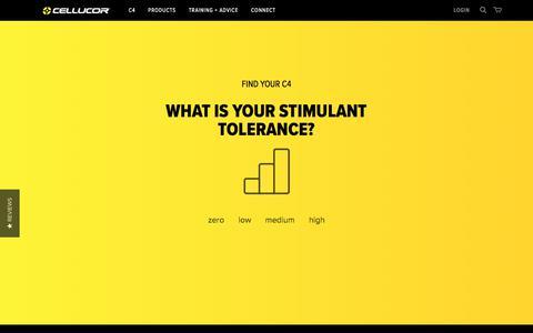 Find Your C4 - Quiz