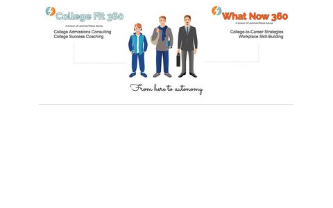 College Fit 360-College Admissions Consulting Los Angeles-Contact