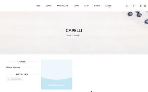 Capelli: Natural Shampoo, Balsamo e Maschera capelli | Lys Natural