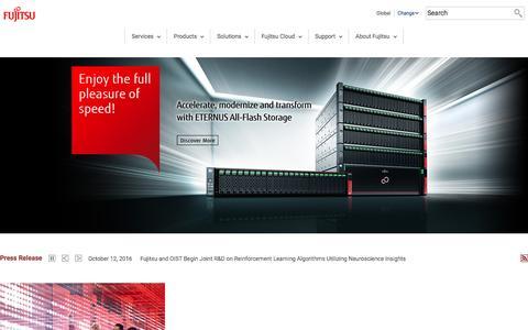 Fujitsu Global