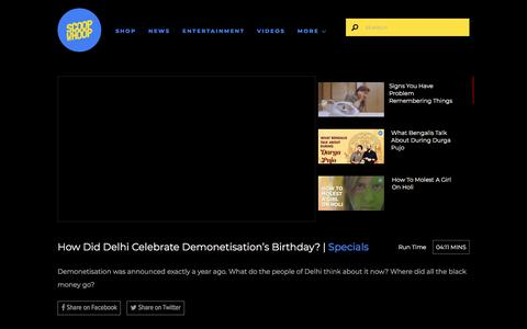 Videos From ScoopWhoop, All At One Place