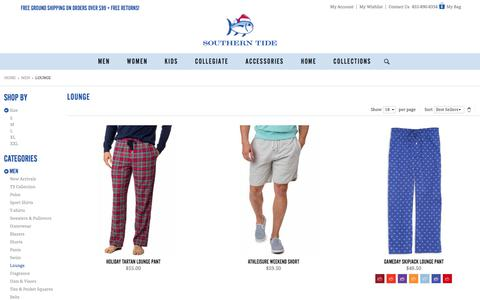 Loungewear | Men | Southern Tide