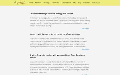 Screenshot of Blog rasovai.com - Blog - rasovai - captured Feb. 23, 2016