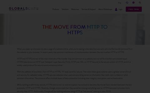 Should I Use HTTPS or HTTP File Transfers? | Globalscape