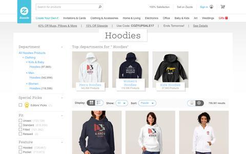 Hoodies | Zazzle