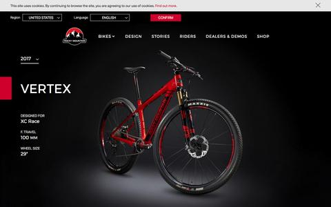 Vertex | Rocky Mountain Bicycles