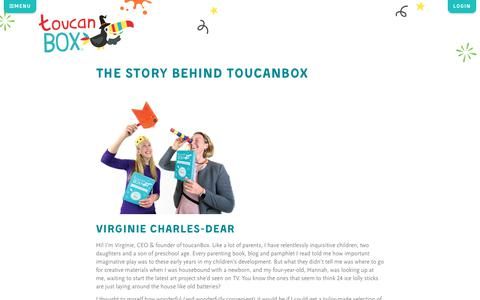 The Story behind toucanBox | toucanBox