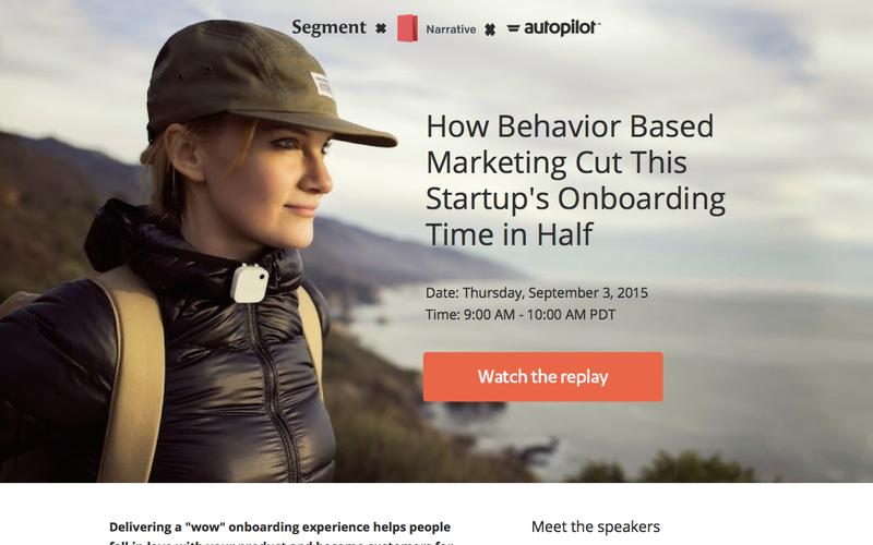 How to Improve Onboarding with Behavior Based Marketing Automation  | Autopilot