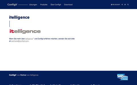 itelligence — Configit