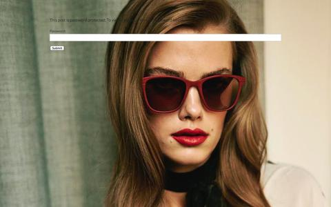 Screenshot of Press Page kilsgaard-eyewear.com - Press : Kilsgaard Eyewear - captured Sept. 30, 2014