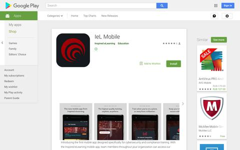 IeL Mobile - Apps on Google Play