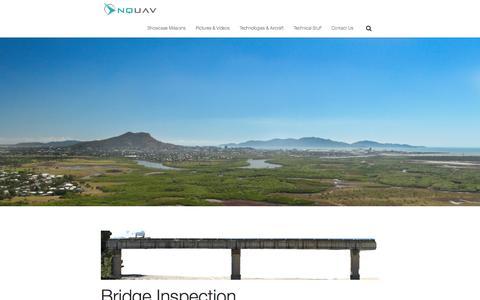 Screenshot of Blog nquav.com.au - NQ UAV - Blog - captured Oct. 7, 2014