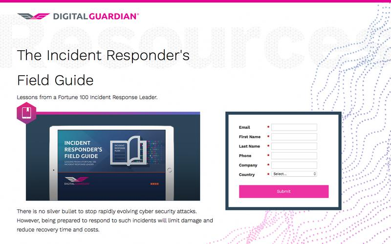 Incident Responder's Field Guide