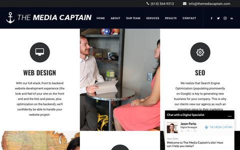 The Media Captain's Suite of Services