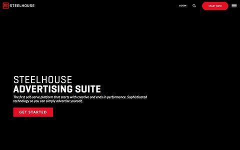Advertising Suite | SteelHouse