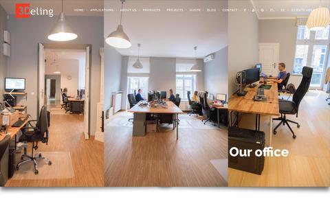 Screenshot of Team Page 3deling.com - 3Deling Team | 3Deling 3D Laser Scanning - captured Sept. 20, 2018