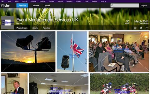 Screenshot of Flickr Page flickr.com - Flickr: EMS_UK's Photostream - captured Oct. 22, 2014