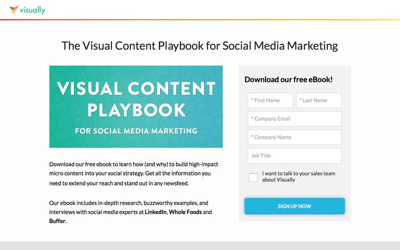 The Visual Content Playbook for Social Media Managers