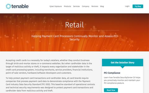 PCI Compliance For Retail