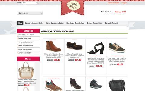 Screenshot of Home Page twentedebatingsociety.nl - New Balance Heren Lente Zomer Zwart U410 Sneakers Hot Verkoop Nieuw Online - captured June 16, 2017
