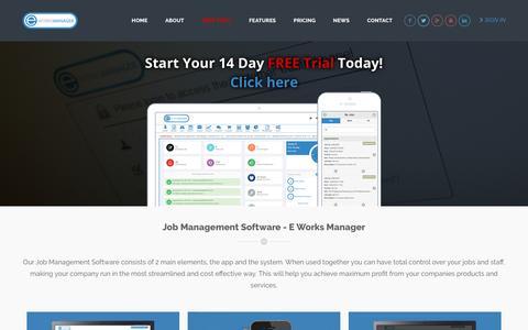 Job Management Software | Field Service Management Software
