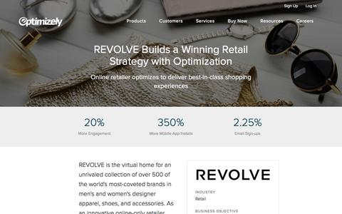 How REVOLVE Built a Winning Retail Strategy with Optimization