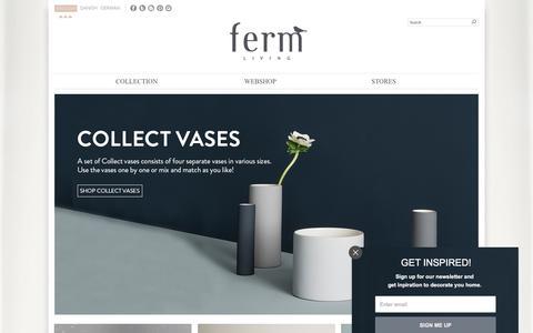 Screenshot of Jobs Page fermliving.com - ferm LIVING   The Official Website - captured Aug. 4, 2016