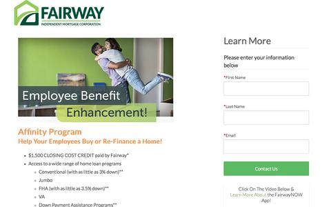 Bridal Show Home Loans | Fairway Independent Mortgage Corporation