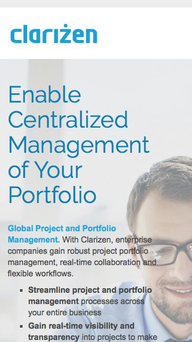 Global Project and Portfolio Management