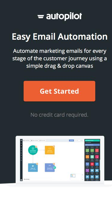 Easy Email Automation | Autopilot