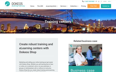 Training centers -