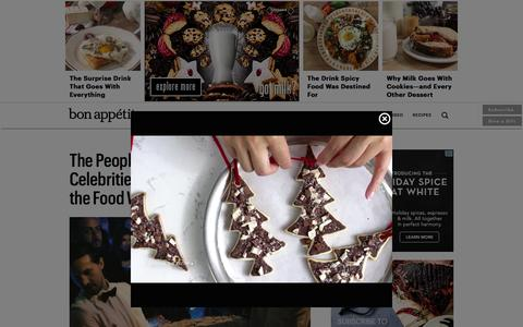 Screenshot of Team Page bonappetit.com - The People We Love: Chefs, Celebrities, and Everyone of Note in the Food World - Bon AppŽtit - captured Dec. 2, 2015