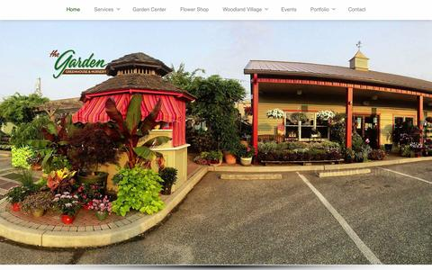 Screenshot of Testimonials Page gardengreenhouse.net - Landscaping: Avalon | Stone Harbor | Ocean City | Cape May - captured Oct. 22, 2014