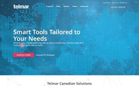 Canada - Media Planning - Telmar