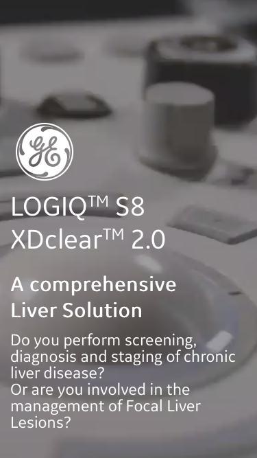 a comprehensive liver solution - logiq s8 xdclear 2.0