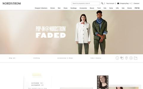 Pop-In Shop | | Nordstrom