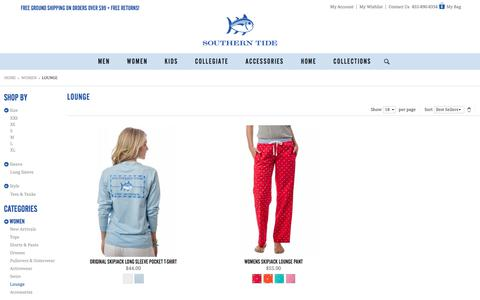 Women's Lounge | Southern Tide