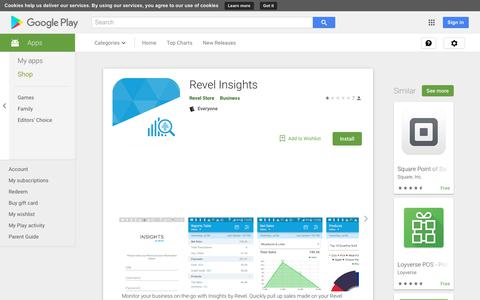 Revel Insights - Apps on Google Play
