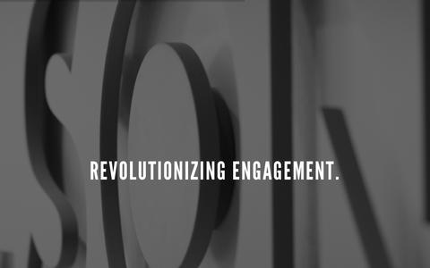 Screenshot of Home Page olsoncanada.com - Olson Canada | Revolutionizing Engagement - captured Sept. 5, 2015