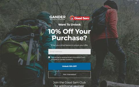 Screenshot of About Page ganderoutdoors.com - Help Center   Gander Outdoors - captured Nov. 14, 2019