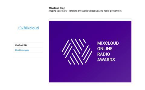 Mixcloud Blog – Inspire your ears – listen to the world's best DJs and radio presenters.