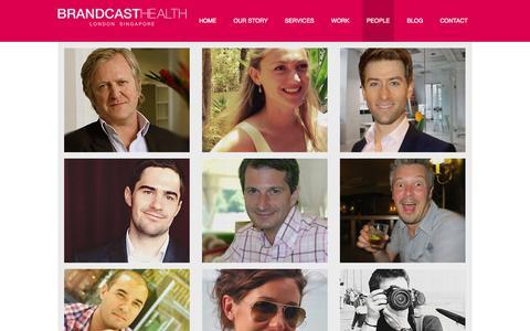 Meet the Team – Brandcast Health
