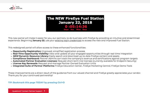 Fireeye Partner Portal | FireEye
