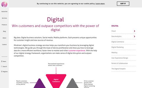 Digital Commerce - Omni Channel Commerce Services | Mindtree