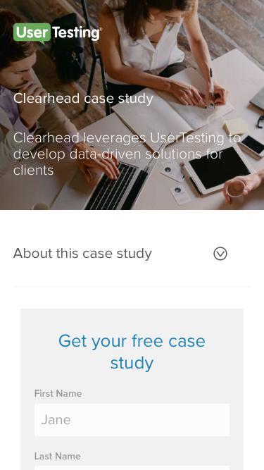 CarMax case study | UserTesting