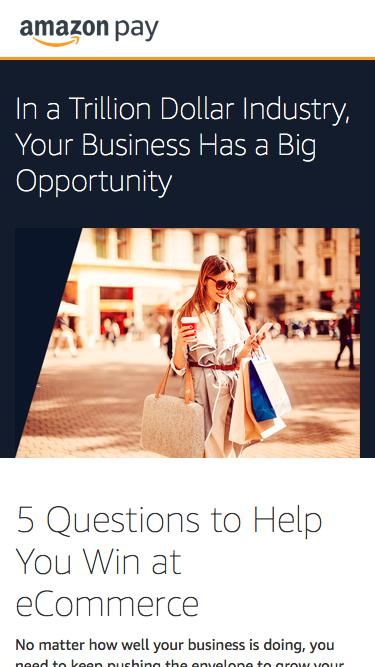 5 Questions to Win at eCommerce eBook