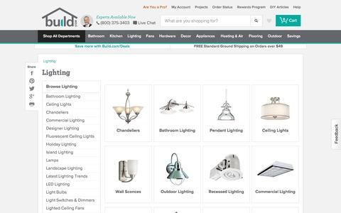 Lighting @ Build.com